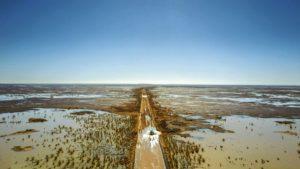 Outback nähe Birdsville