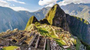 Ruinenstadt Machu Picchu