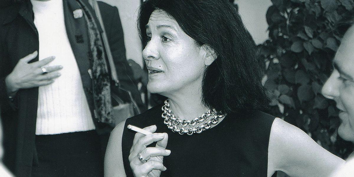 Paloma Picasso: Stil liegt nicht in der Luft