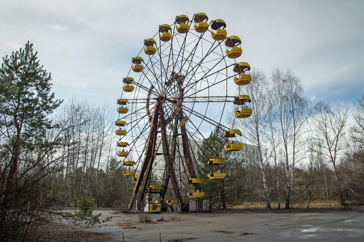 Prypjat, Ukraine
