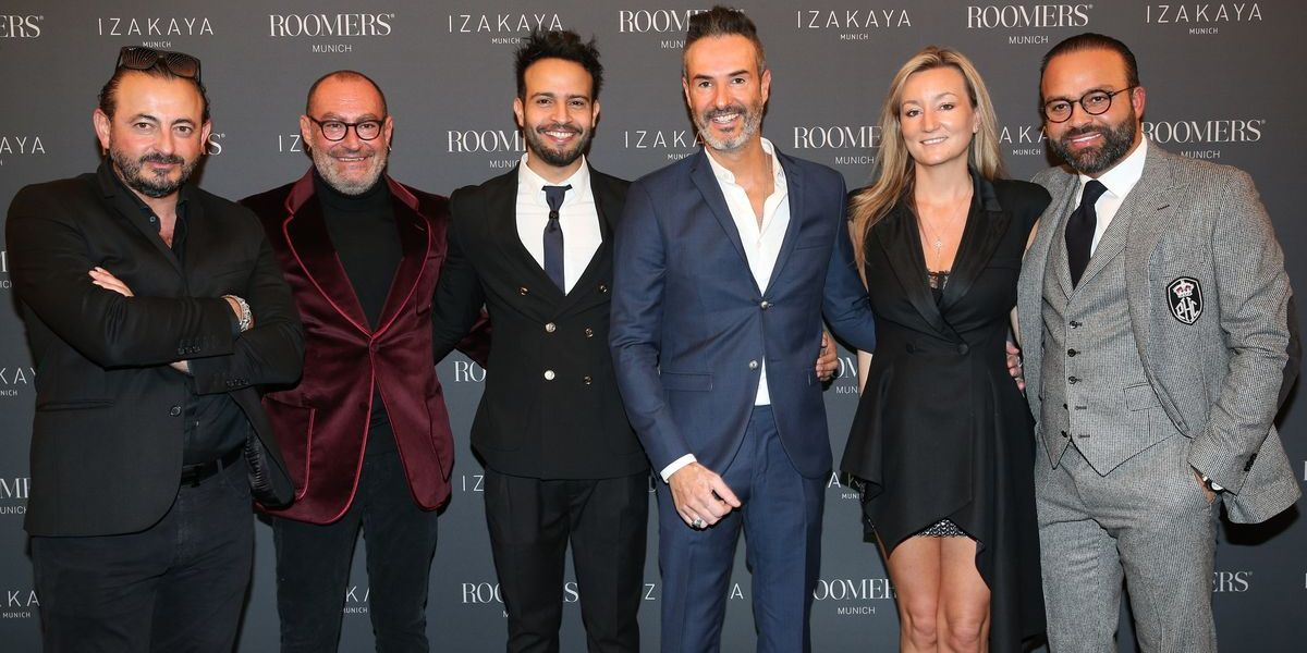 Review: Roomers und Izakaya - Opening in München