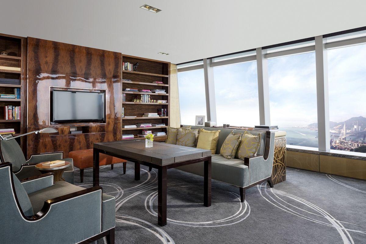 The Portman Ritz Carlton Shanghai