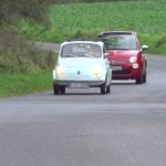 #Test Video: Fiat 500 (1968 und 2017)