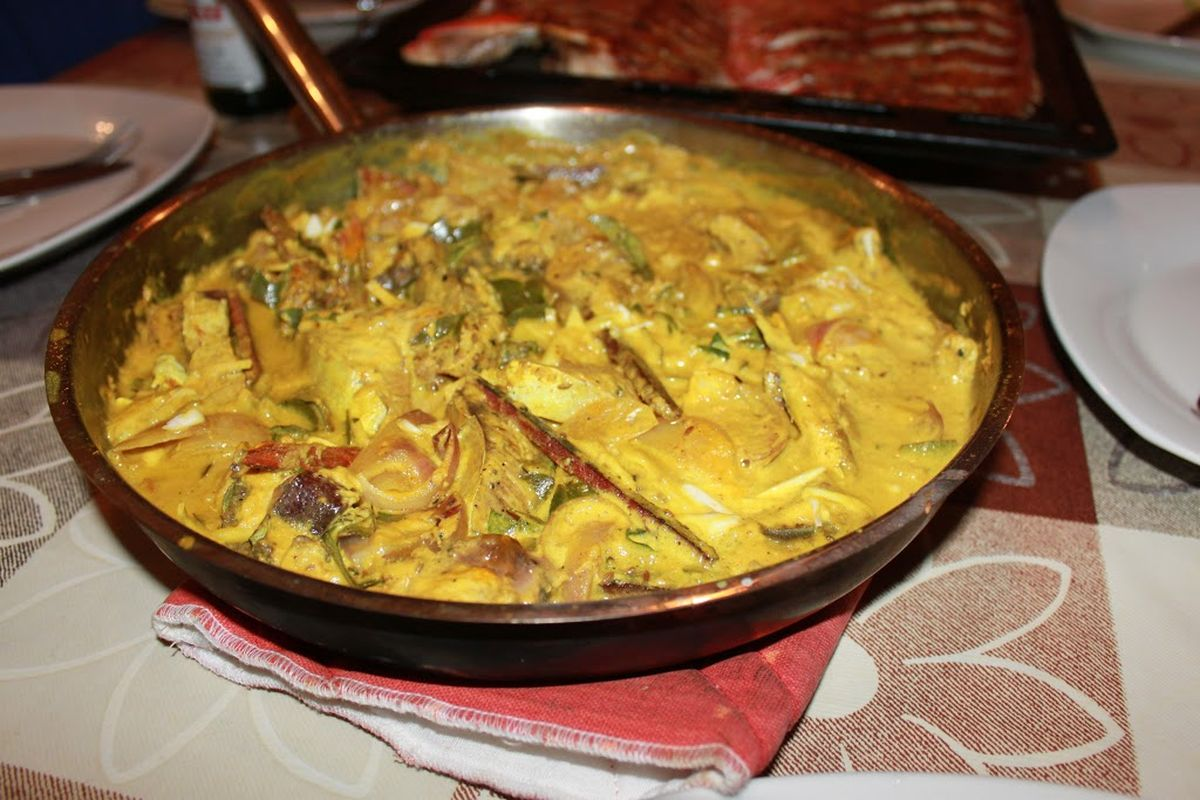 Kreolische Küche