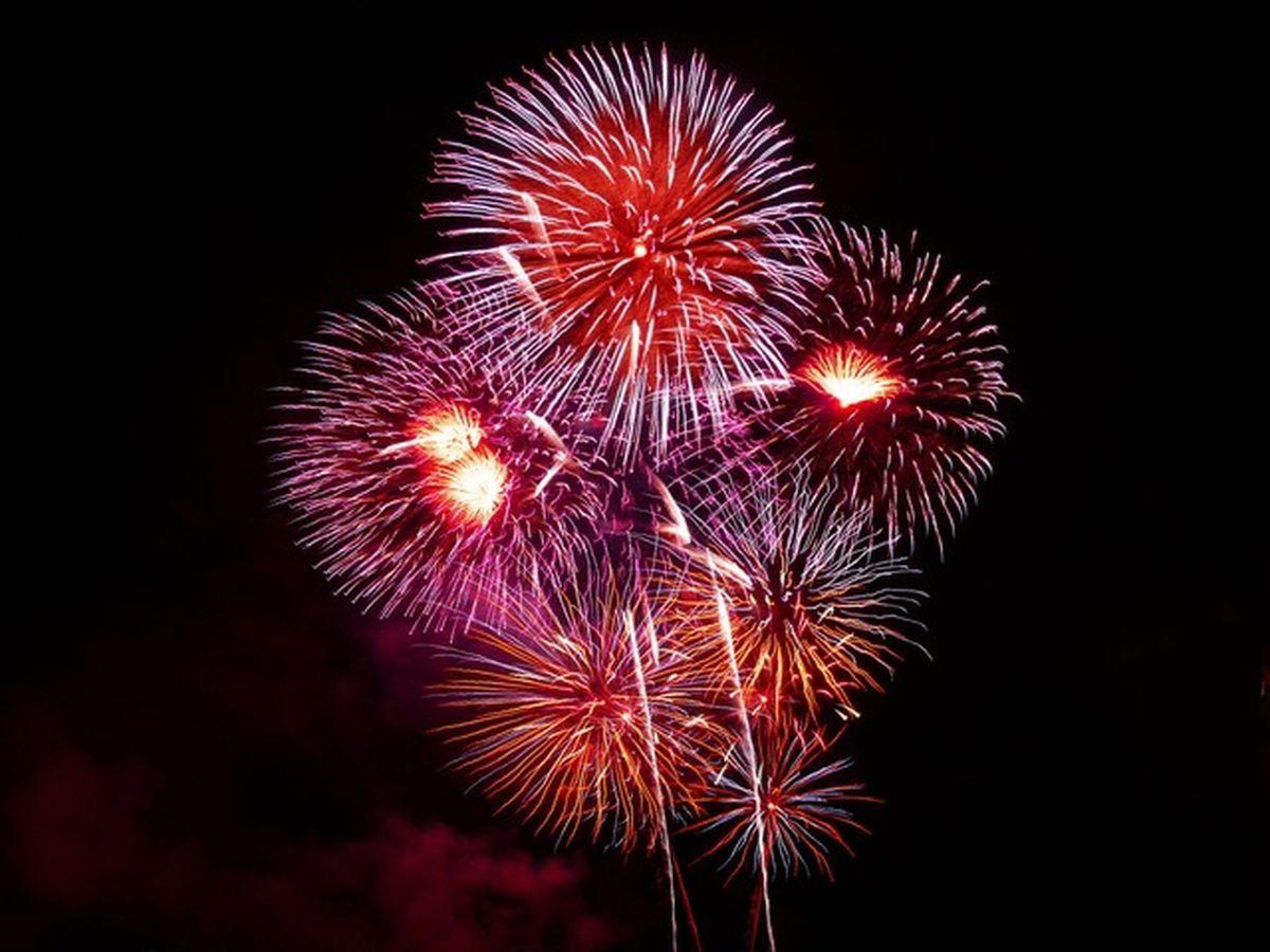 Island: Feuerwerk für den guten Zweck