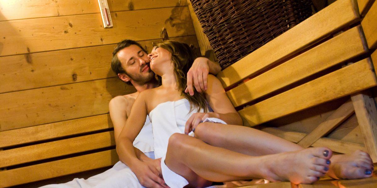 Was geht in der Sauna?