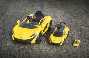 McLaren P1 Kollektion