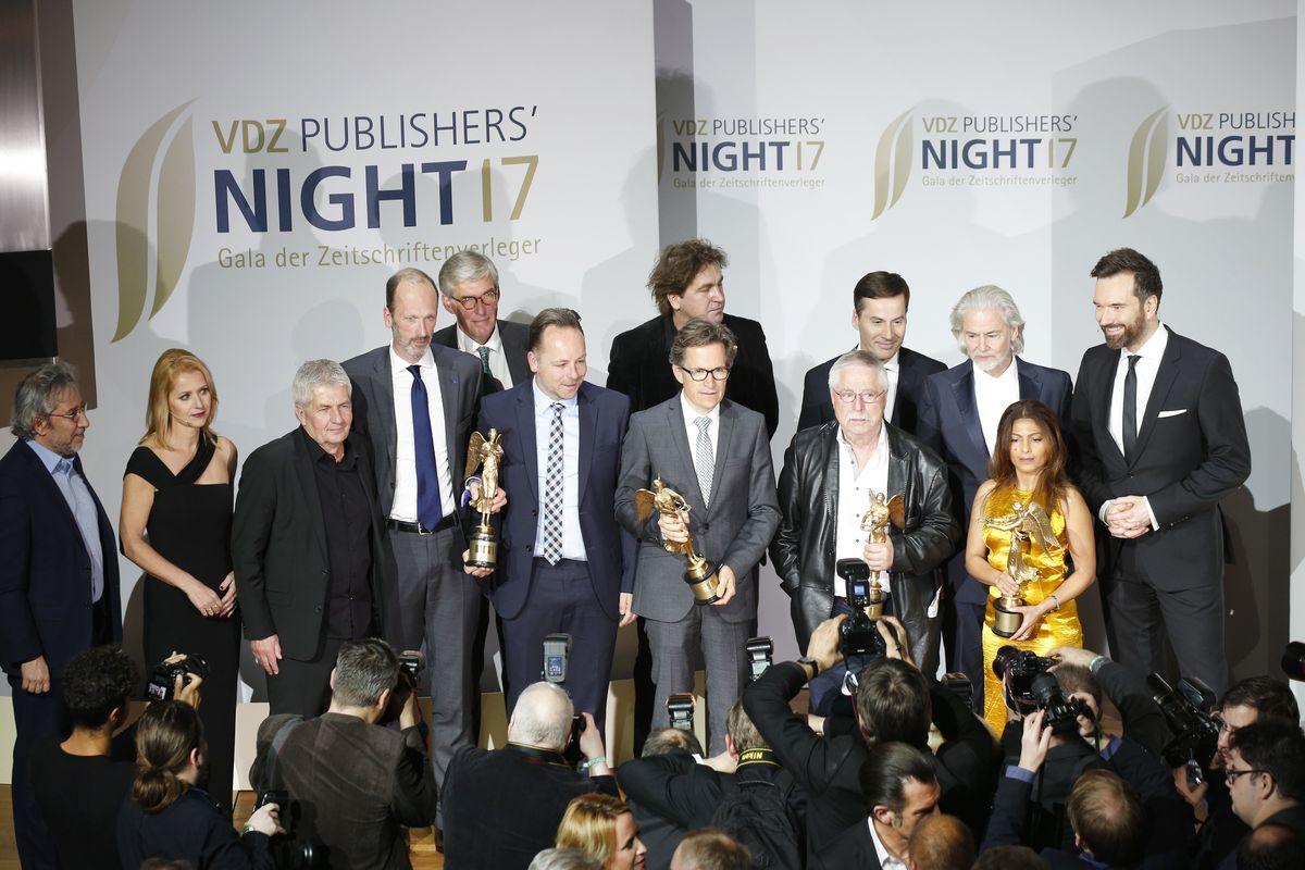 VDZ Publishers' Night 2017