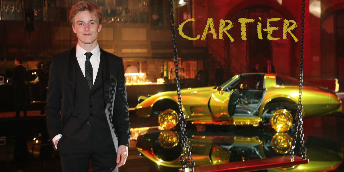 Cartier: Schillernde Party in Berlin
