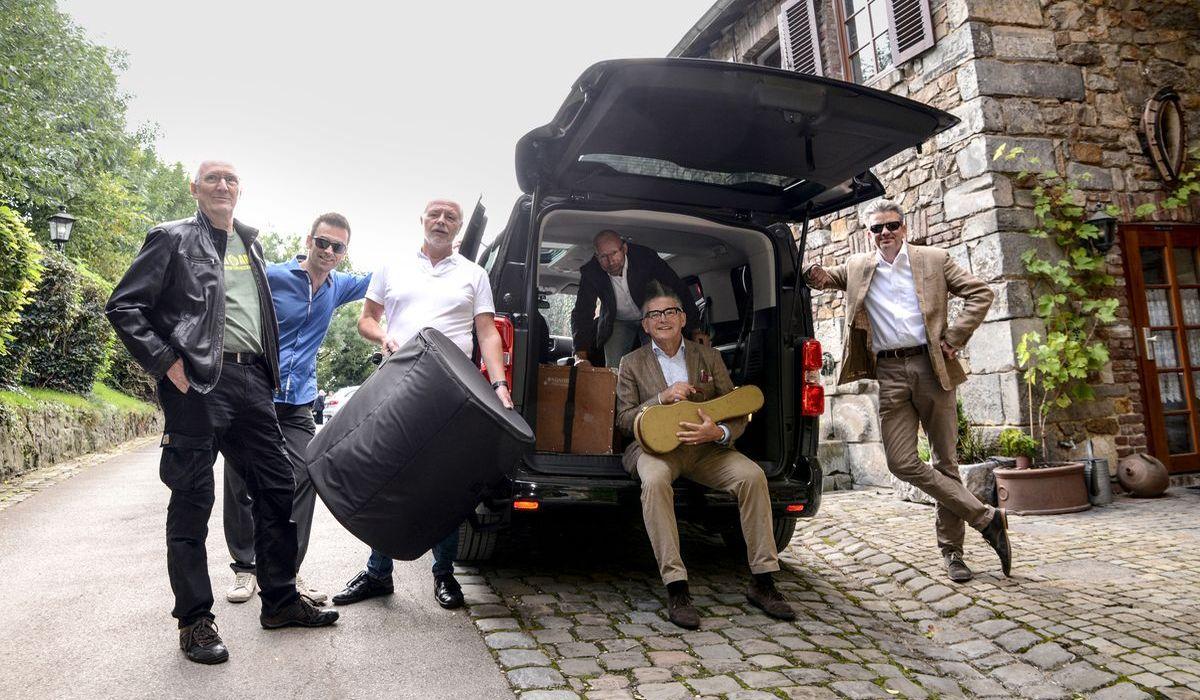 Götz Alsmann Band reißt über eine Million Kilometer ab