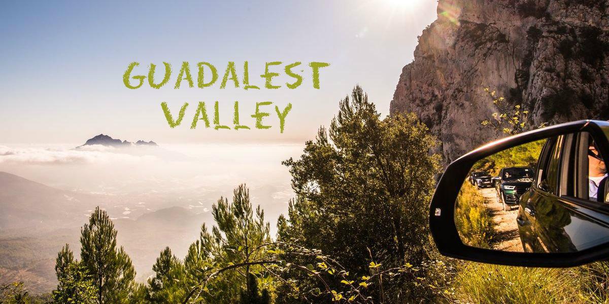 Keine reine #Männersache: Im Audi SQ5 durchs Guadalest Valley