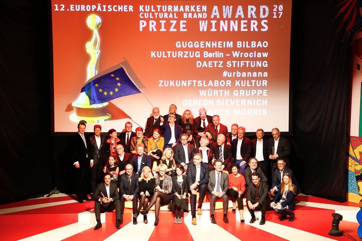 Kulturmarken-Awards 2017