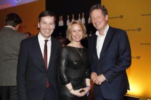 Stephan Scherzer, Julia Becker, Eckart von Hirschhausen
