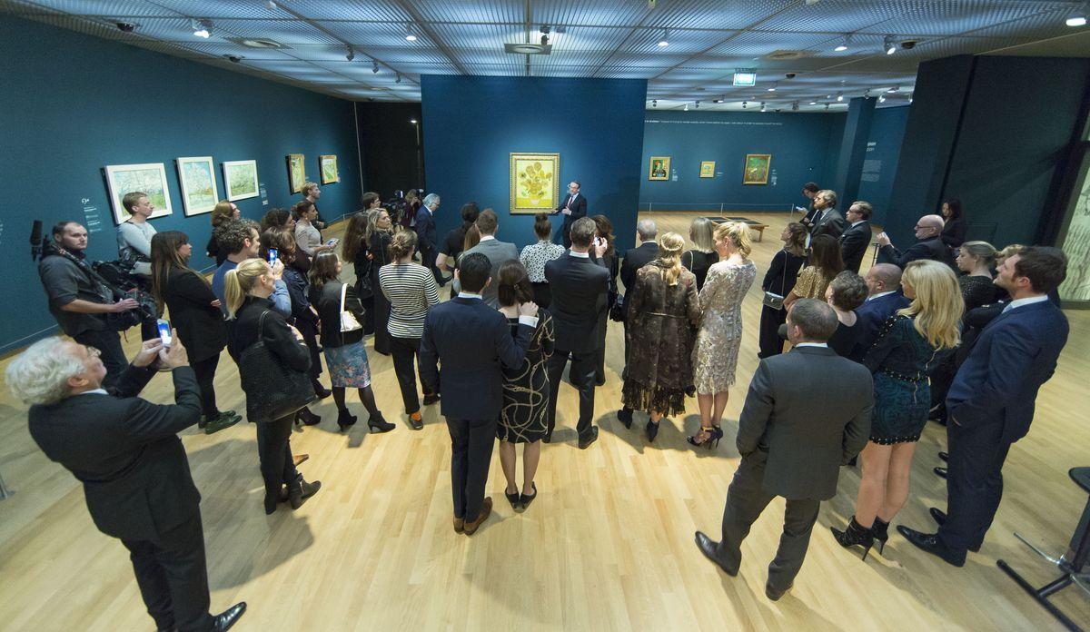Bulgari ehrt Vincent van Gogh