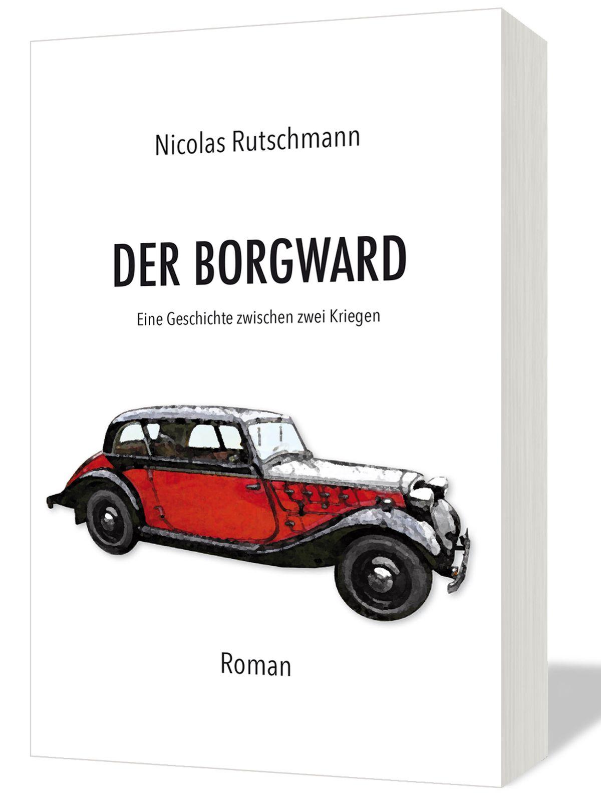 Nicolas Rutschmann: Der Borgward