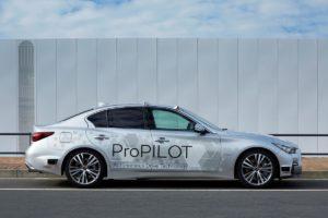 Nissan ProPilot, Infiniti Q50