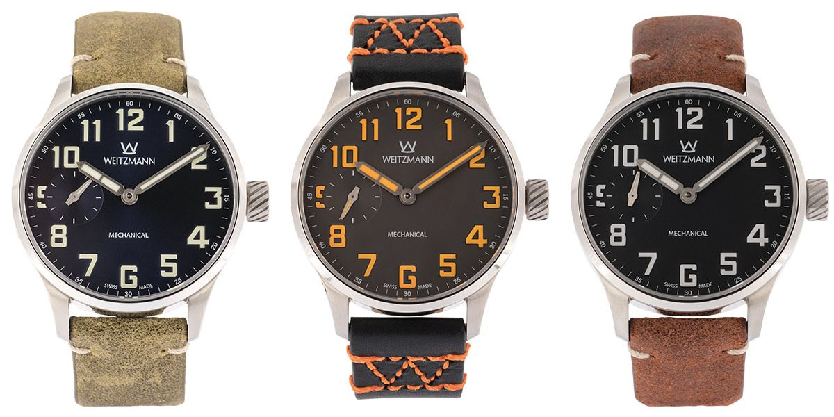 Weitzmann Finest Watches: Online-Shop aus Tradition