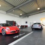 Alfa Romeo: Neuer Showroom im hohen Norden