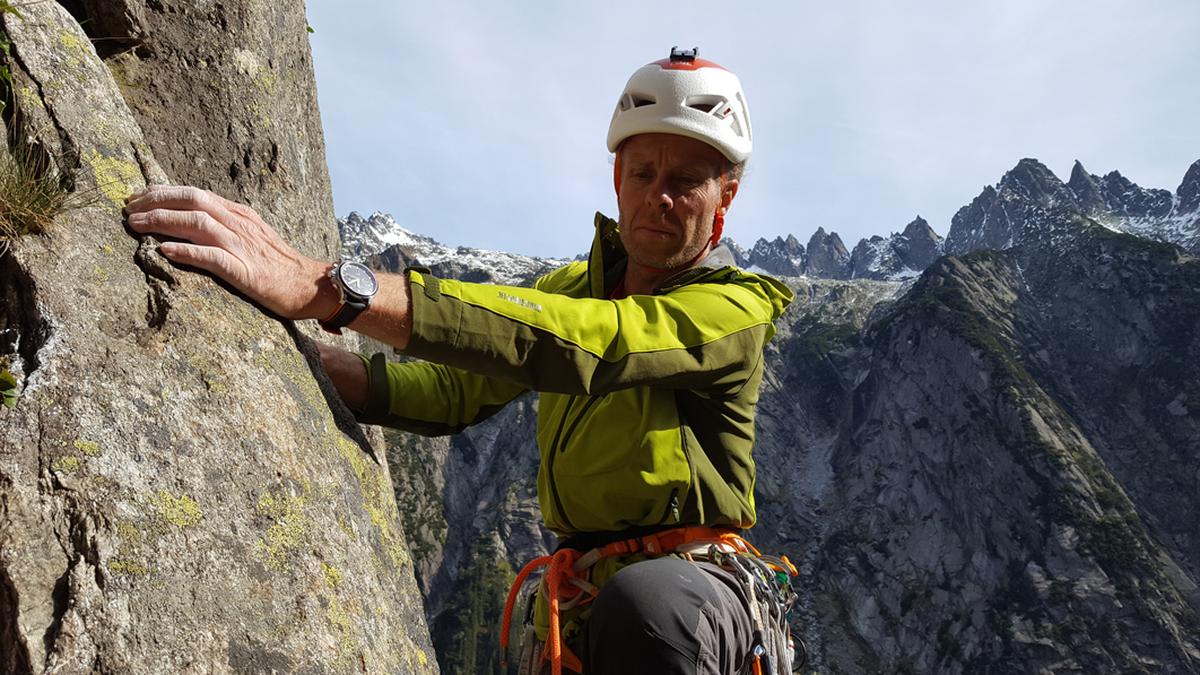 Robert Jasper: Mit Mühle-Glashütte in den Bergen