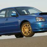 Abschied für den Subaru WRX STI