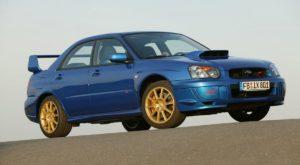 Subaru WRX STI (2006)