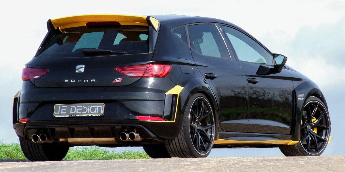 Seat Leon Cupra 300, JE Design
