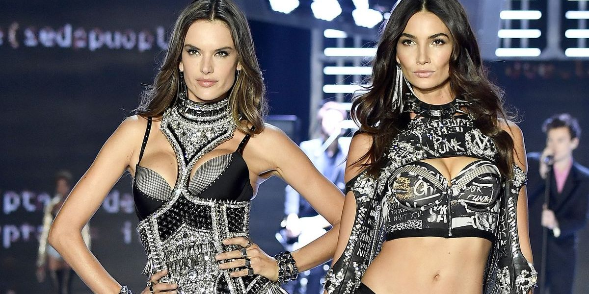 Victoria's Secret Fashion Show goes Shanghai