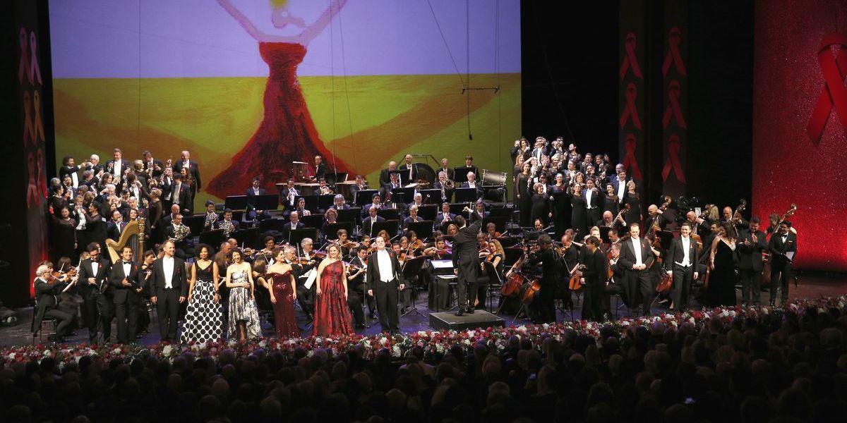 Operngala: Awards und hohe Spendensumme