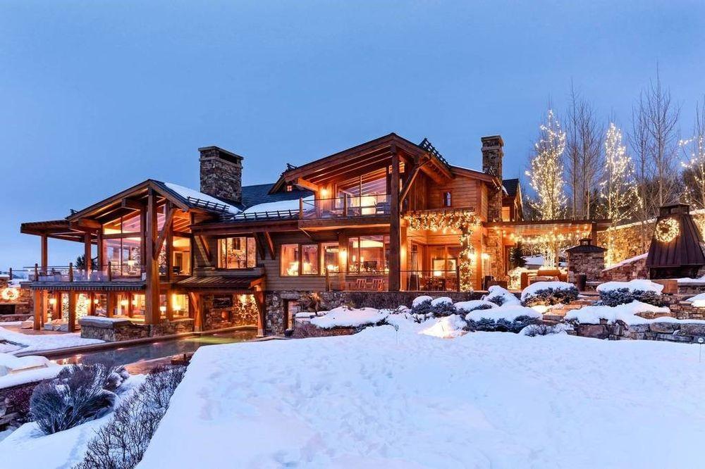 Luxus-Ranch mit Langlaufstrecke für 50,2 Millionen Euro in den Rocky Mountains