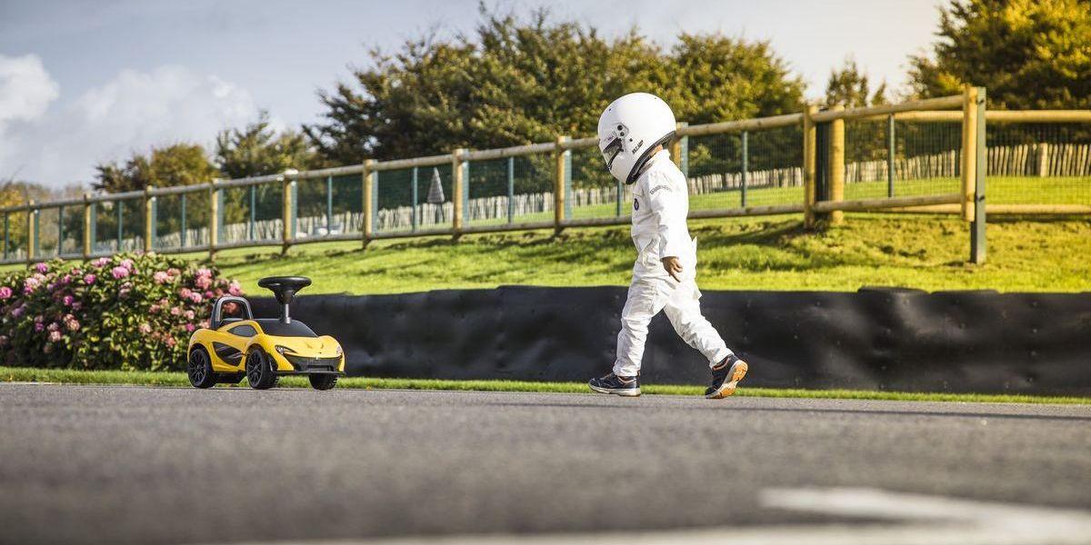 Der neue McLaren P1