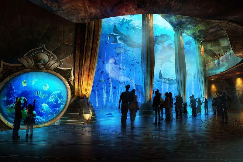 China, Hainan: Atlantis Sanya