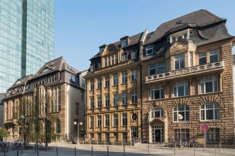Deutschland, Frankfurt am Main: Ameron Boutique Hotel Neckarvillen