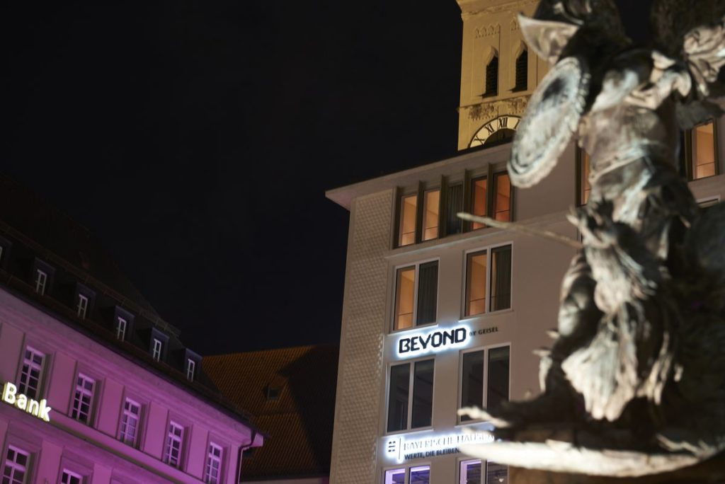 Beyond by Geisel, München