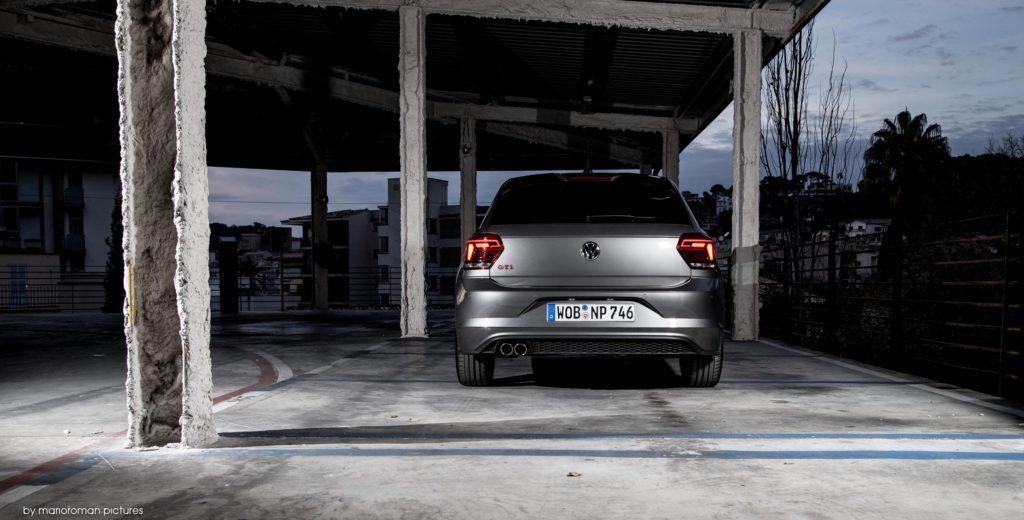Volkswagen Polo GTI (2018) by marioroman pictures