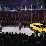Urus-Party in Sant'Agata Bolognese
