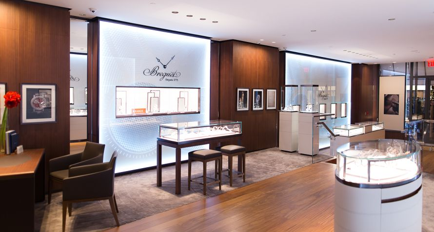 Breguet: Re-Opening in New York