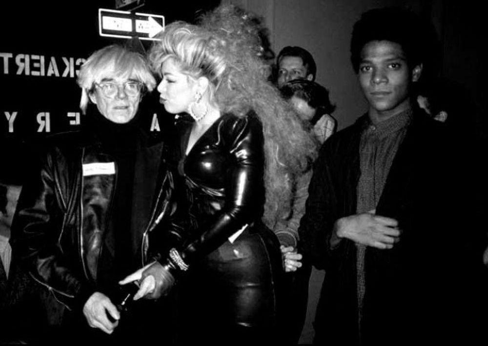 Andy Warhol, Dianne Brill