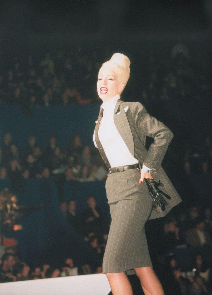 Dianne Brill, Thierry Mugler Show