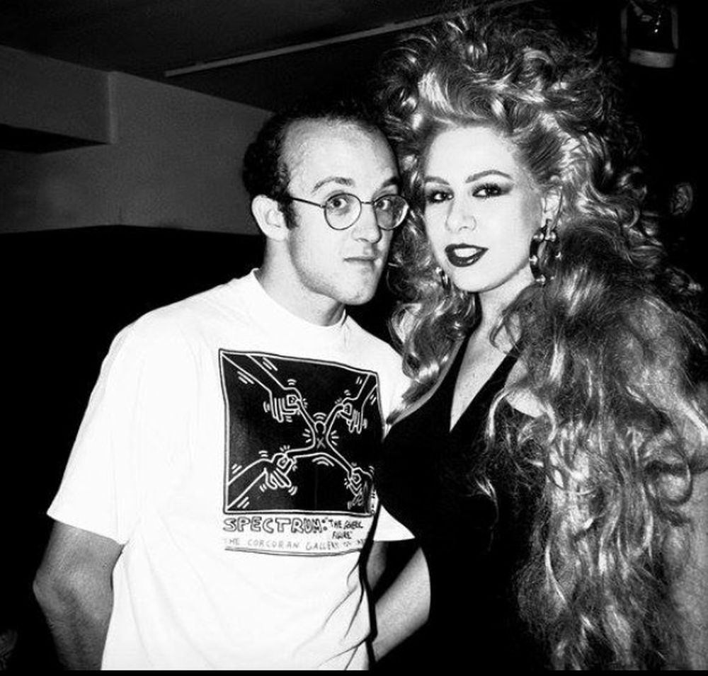 Keith Haring, Dianne Brill