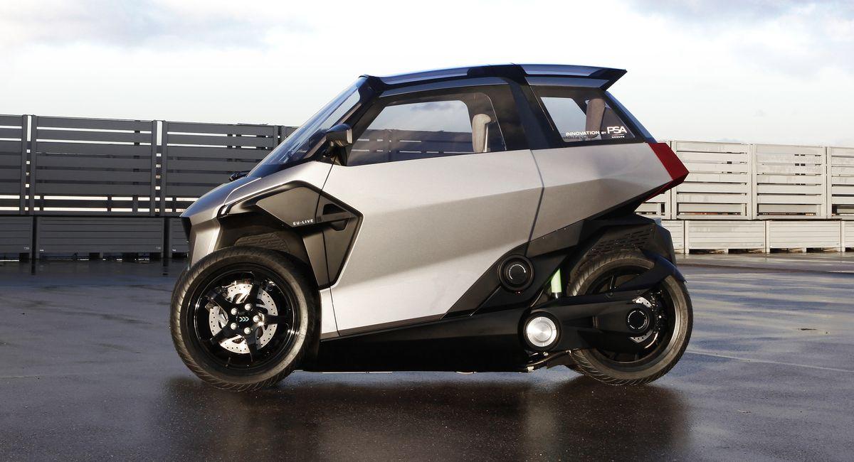 hybrid leichtfahrzeug efficient urban light vehicle l5e. Black Bedroom Furniture Sets. Home Design Ideas