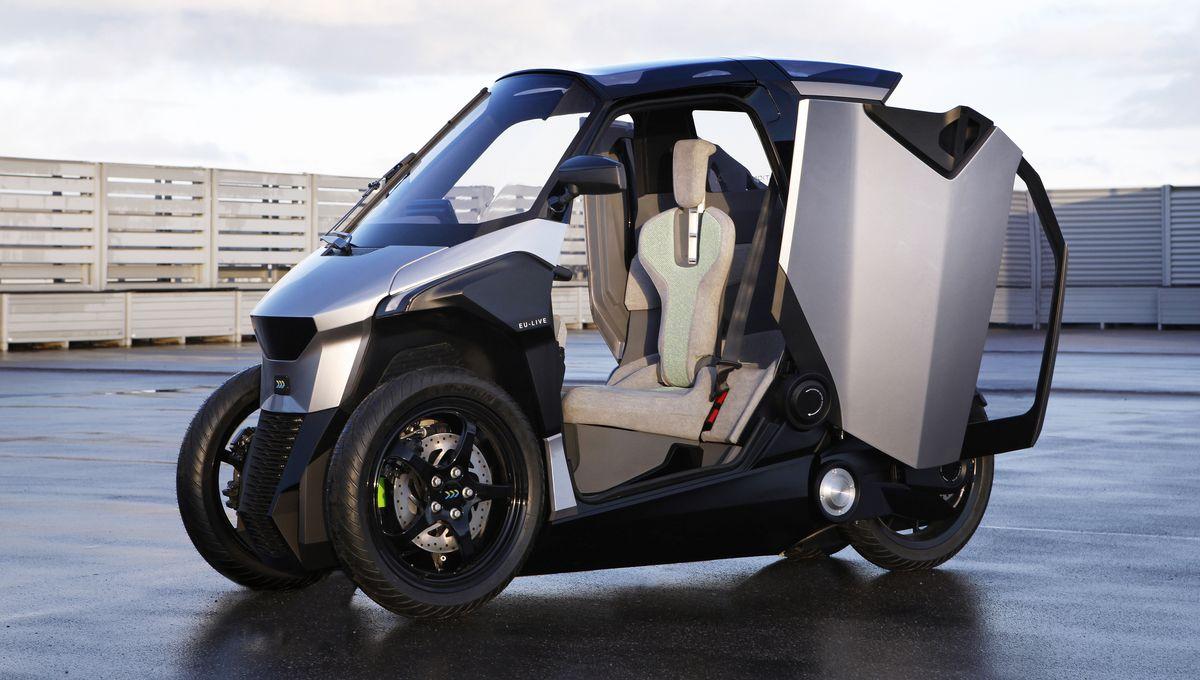 Efficient Urban Light Vehicle L5e