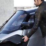 Hybrid-Leichtfahrzeug: Efficient Urban Light Vehicle L5e