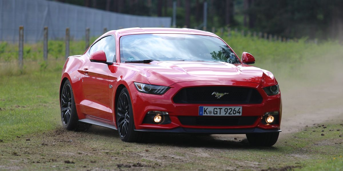 Test Video: Ford Mustang GT V8 Coupé (2017)