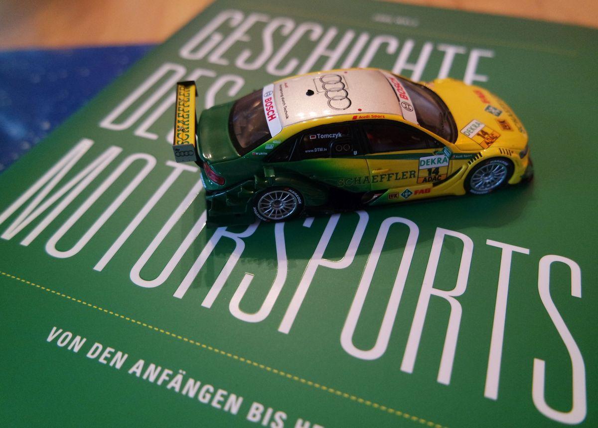 Jörg Walz: Geschichte des Motorsports