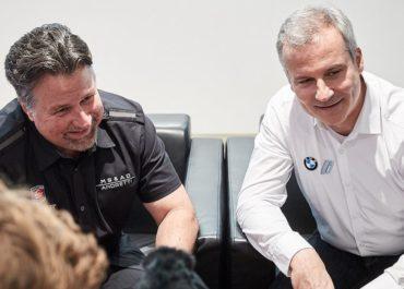 Interview Jens Marquardt und Michael Andretti: Enge Partnerschaft