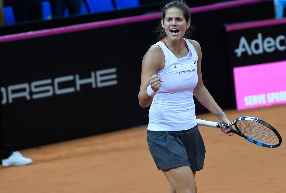 Tennis: Julia Görges für Porsche
