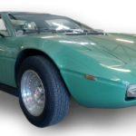 Der Maserati Merak 3000 von Dodi Al-Fayed