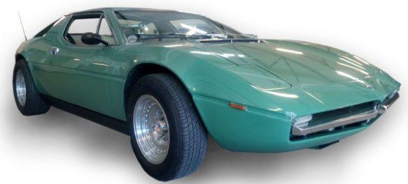 Maserati Merak 3000, Dodi Al-Fayed