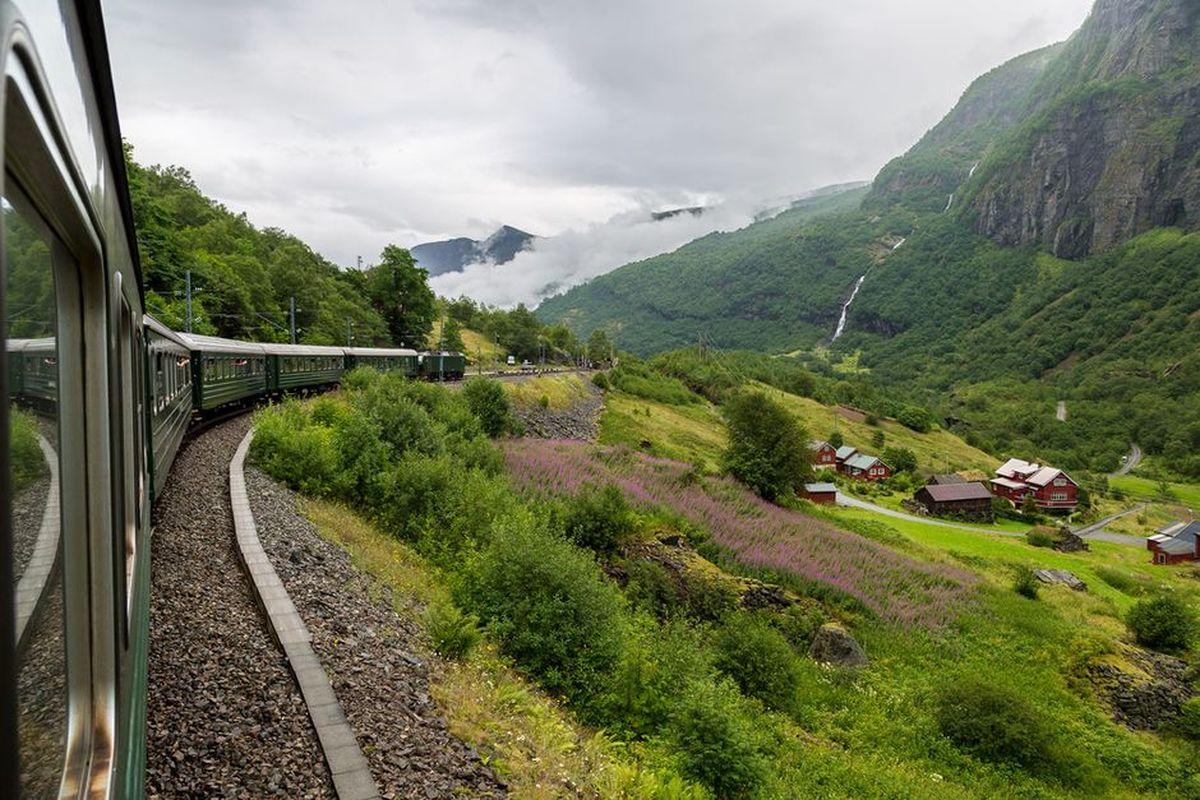 Flamsbana (Norwegen)