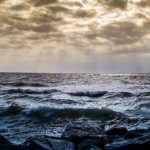 Neujahr in die Ostsee springen